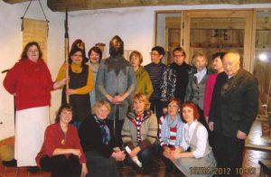 15.-16. aprill 2012 kultuurilooline koolitusreis Setomaale