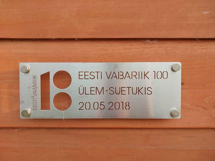 EV100 Suetukis