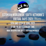 The Virtual Days for Global Estonian Youth are here again!