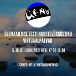 Ülemaailmsete eesti noorte virtuaalpäevad tulevad taas!